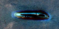 It was June of 1965 when Major James McDivitt saw and photographed a glowing egg – shaped object which approached the Gemini IV capsule while orbiting the Earth. There was another UFO reported to Nasa the folowing day. It was seen over the window. The second object was cylindircal – shaped and emmited a silvery light.