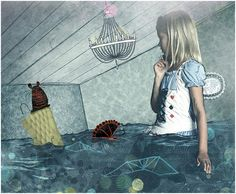 Super Punch: Fresh interpretations of Alice in Wonderland