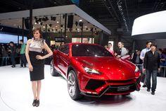 Lamborghini Urus 2012 Beijing Motor Show