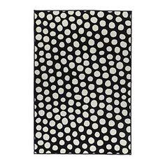 Black and White Polka Dot Rug Ikea. Black and White Polka Dot Rug Ikea. Polka Dot Rug, Polka Dots, Ikea Rug, Medium Rugs, Geometric Rug, Rugs In Living Room, Room Rugs, Carpet Runner, Classroom Decor