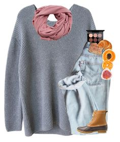 """""""Can't stand my Chem lab partner😣😩"""" by mac-moses ❤ liked on Polyvore featuring MANGO and L.L.Bean"""