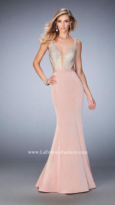 La Femme 22767 | La Femme Fashion 2015 - La Femme Prom Dresses - La Femme Short Dresses