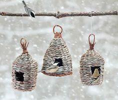 Duncraft.com: Nesting Huts, Set of 3