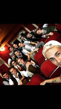 PUF❤#Vígszínház Mi vagyunk a Grund  Videó forgatás Utca, Ouat, Theater, Acting, Marvel, Street, Boys, Funny, Fashion