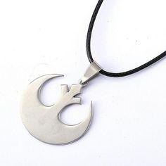 Star Wars Rebels Metal Alloy Necklace - OtakuForest.com