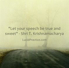 Shri T. Krishnamacharya Quote | lucidpractice.com