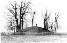 A Photographic Tour of the Adena Hopewell Mounds and Earthworks in Ross, County Ohio