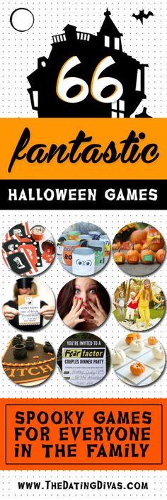 Fantastic Halloween Games