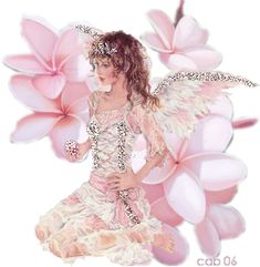 pictures of angels and flowers | Angel Graphics, Comments, Scraps, Pictures for Myspace & Orkut