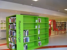 Hjorring Bibliotek Self Pickup Holds