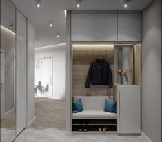 Apartment Door Entrance Design Ideas For 2020 - Image 12 of 24
