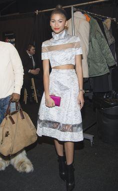 Zendaya 'I'm Half Black Audrey Hepburn' - http://oceanup.com/2014/02/13/zendaya-im-half-black-audrey-hepburn/