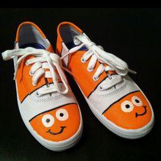 Nemo shoes!!!!!