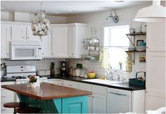 remodeled kitchen flowerpatchfarmgirl -FOR SAVANNAH