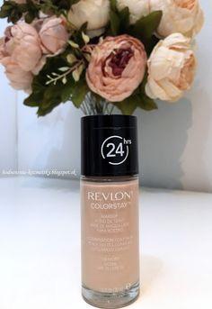 Keď som si vyberala nový mejkap, Revlon ColorStay dlhotrvajúci mejkap  ma zaujal na prvý pohľad. Je určený pre kombinovanú a mastnú pleť, má... Revlon, Lipstick, Beauty, Lipsticks, Beauty Illustration