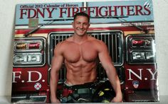 NEW YORK FIREFIGHTERS Official 2012 Calendar of Heroes Unopened STILL IN THE CELLOPHANE Wrapping. It is not in new condition nor is it mint. It is sold 'as is.'. We work VERY HARD to describe each item in detail, including its imperfections. | eBay!