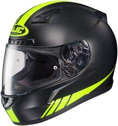 HJC CL-17 Streamline MC-3HF Helmet Motorcycle Helmet
