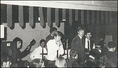 THIS DAY IN ROCK HISTORY: April 14, 1963: The Beatles visit the Crawdaddy Club in Richmond-upon-Thames, Surrey, England, to see an unsigned band called The Rolling Stones.