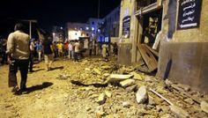 Libya'da konukevine saldırı