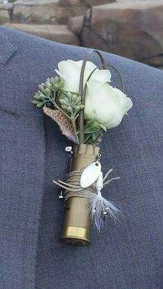 Planning A Fantastic Flower Wedding Bouquet – Bridezilla Flowers Hunting Wedding, Fishing Wedding, Camping Wedding, Camouflage Wedding, Diy Wedding, Rustic Wedding, Dream Wedding, Red Neck Wedding, Western Wedding Ideas