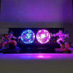 Figurine Lamp Design Dragon ball – Page 15 – Anime Lovest Dragon Z, Dragon Ball Z, Goku Vs Frieza, Dbz, Light Table, Lamp Light, Son Goku, Super Saiyan, Home