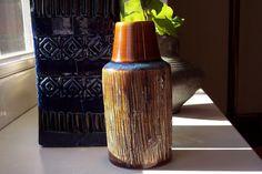 3302 Søholm Art Pottery Vase (Svend Aage Jensen, Søholm)