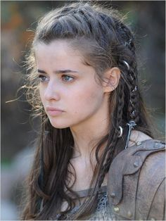 Holly Caterof (cat-er-off) Viking daughter Was to be married off, but ran away (sort of)