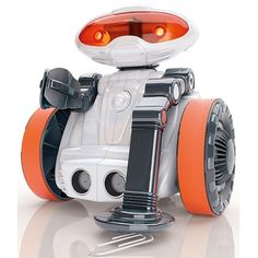 Mio The Robot : Assemble and Program your own Robot