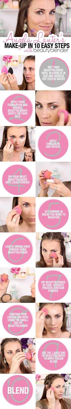If you regularly wear foundation (or concealer or contour makeup) and you're not using a Beautyblender or any makeup sponge, you're doing it wrong. Seriously. I, too, once believed that there was nothing special about the little egg-shaped sponge that is known as a Beautyblender. I scoffed at the articles online that were trying to … Read More