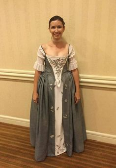 Another beautiful Outlander cosplay