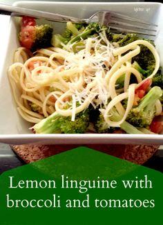 ... bright vegetarian pasta dish, ready in under 30 minutes! #vegetarian #