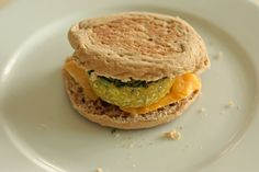 Freezer On-The-Go Veggie McMuffin | Healthy Ideas for Kids