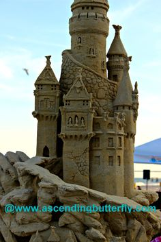{#Travel} Rich Varano Sand Sculpture at the DO AC Sand Sculpting World Cup Atlantic City 2014 #DOACsand - Full Slideshow of each and every sculpture here: http://www.ascendingbutterfly.com/2014/07/do-ac-sand-sculpting-world-cup-atlantic.html