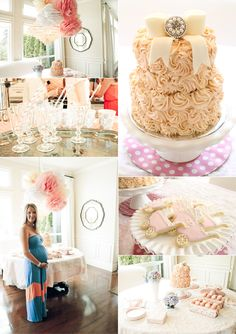 A baby shower fit for a princess