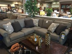Craftmaster Sectional from Nebraska Furniture Mart