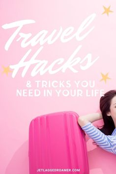 Get 66 effortless travel hacks to simply your travels! This post has very easy to follow packing travel hacks, airplane travel hacks and more that are super useful. Remove the anxiety from traveling with these best travel tips and tricks here! Travel Hacks // Travel Hacks Airplane // Travel Hacks Packing // Easy Travel Hacks // Easy Travel Hacks Packing Tips // Travel Tips And Tricks Road Trip Packing, Packing Tips For Travel, Travel Hacks, Travel Ideas, Best Travel Apps, Suitcase Packing, Airplane Travel, Travel Around The World, Mind Blown