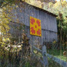Ashe Co. NC Barn Trail