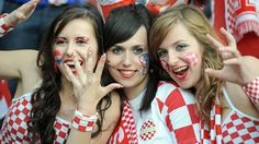اجمل بنات  مشجعات كأس العالم 2014  في البرازيل...لن تصدق مافعلوه...!!