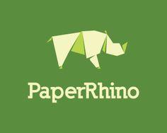 30 Creativos logotipos origami para tu inspiración #logos #inspiration #design