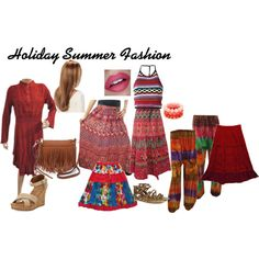 Holiday Summer Fashion by mogulinteriordesigns on Polyvore featuring Dsquared2, TOMS and Rebecca Minkoff