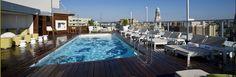 Rooftop Pool & Bar in Washington, DC | Donovan House Hotel