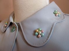 Dazzling Embellishment: Tutorial for How to Sew Beads on Fabric!