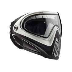 Dye I4 Paintball Thermal Mask Goggles - White by Dye. $109.95. The i4 offers more peripheral vision, than any other mask system on the market today. Movement is easier to recognize and provides a distinct tactical advantage. This is combined with our optically correct toroidial impact lens that protects your eyes. This is coupled with HARDCOAT, a scratch resistant coating that protects both sides of the lens against scratches and minor abrasions, and the UV co...