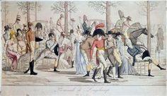 Promenade de Longchamp. Vernet Antoine Charles Horace (1758-1836)Paris, musée Carnavalet