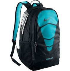 Nike Vapor Max Air Backpack from Nike. Saved to Epic Wishlist. Shop more products from Nike on Wanelo. Nike Vapor Backpack, Elite Backpack, Backpack Bags, Duffle Bags, Nike Gear, Nike Under Armour, Nike Boots, Boys Backpacks, College Backpacks