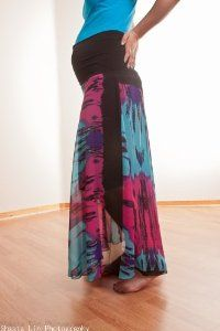 Shaven Hippie Maternity Sewing Pattern (Maternity Skirt) by Shaven Hippie. $10.99. Easy to sew. Maternity Pattern. Maternity Skirt. Easy instructions with step by step pictures. This maternity skirt pattern comes with everything you will need to make a great Hippie Skirt.  This pattern can be used with any material to create fashionable maternity clothes.