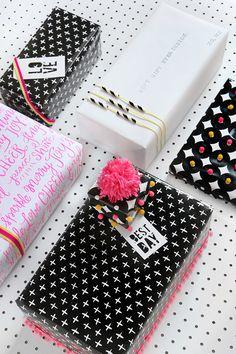HOLIDAY DIY | Gift Wrapping
