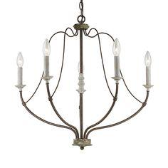 Candelabra Bulbs, Ceiling Fixtures, Traditional Lamps, Farmhouse Lighting, Light, Sea Gull Lighting, 5 Light Chandelier, Candelabra Light, Chandelier