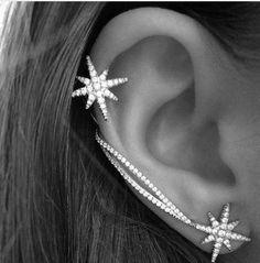 boucle d'oreille de luxe pour femme - BijouxMagic.com