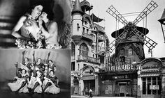 Pictures unveil the exotic life inside the notorious Moulin Rouge